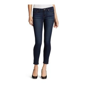 Paige Jeans Verdugo Ankle Cropped Size 25